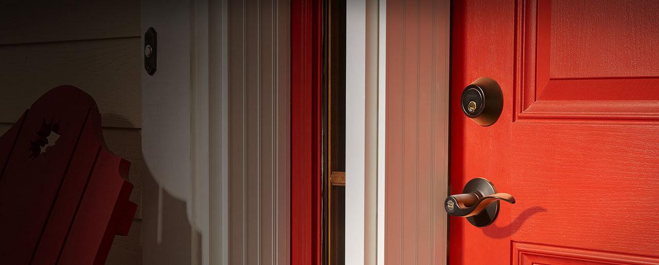 Serrures de portes