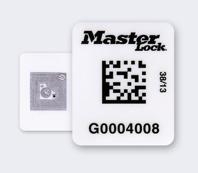 Etiquetas de código de barras RFID
