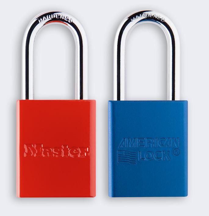 Soluções de segurança Master Lock