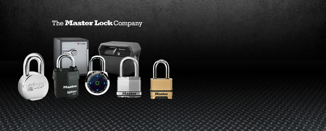 About the Master Lock Company
