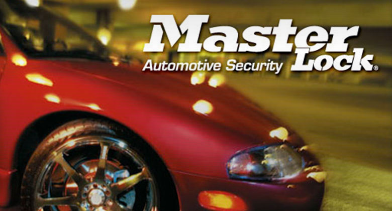 Master Lock introduced an Automotive Series and Vehicle Security Product Line