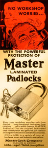 Production begins on padlocks