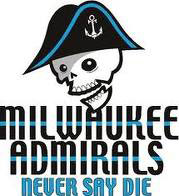 Master Lock Sponsors the penalty box for the Milwaukee Admirals Hockey Team