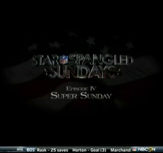 2013 NFL Star Spangled Sunday