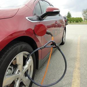 Chevy Volt Portable Car Charger