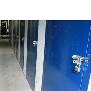 Indoor Storage Lockers