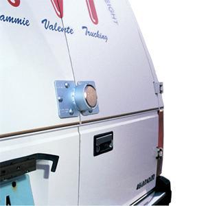 Panel Truck Doors