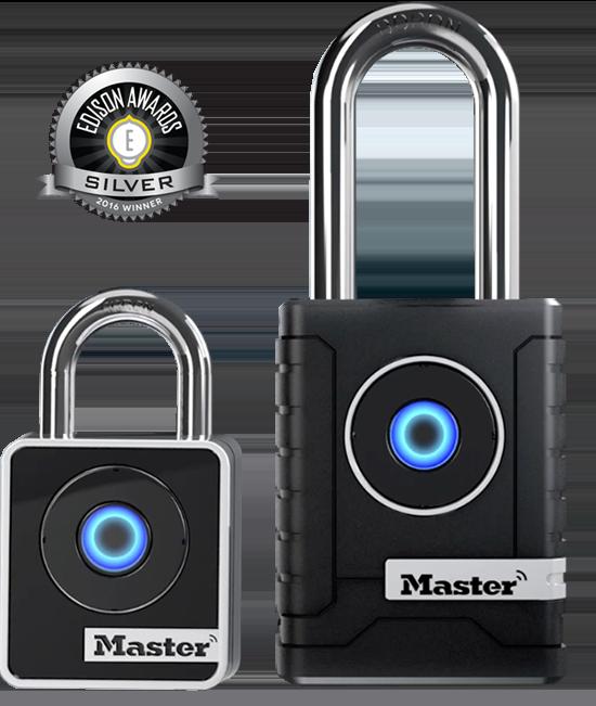 Bluetooth 174 Padlocks Master Lock