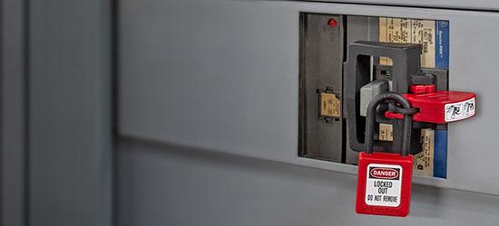 Grip Tight™ Plus Circuit Breaker Lockouts