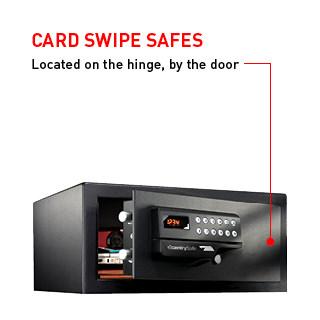 Card Swipe Safes