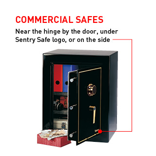 Commerical Safes