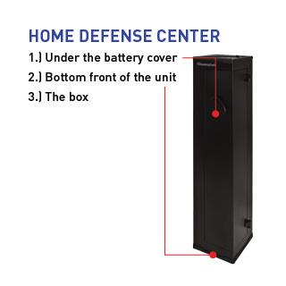 Home Defense Center