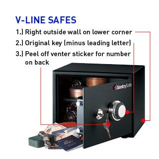 V-Line Safes