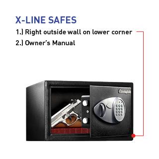 X-Line Safes