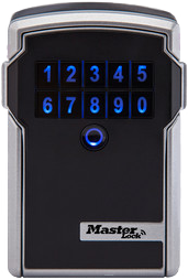 Bluetooth Wall-Mount lock Box 5441ENT