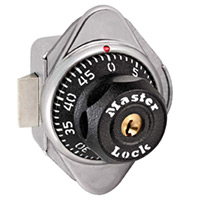 Built-In Combination Locks
