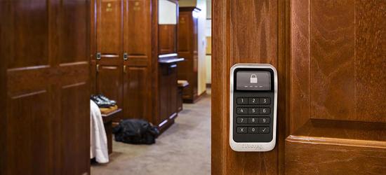 Electronic Built-In Locker Locks