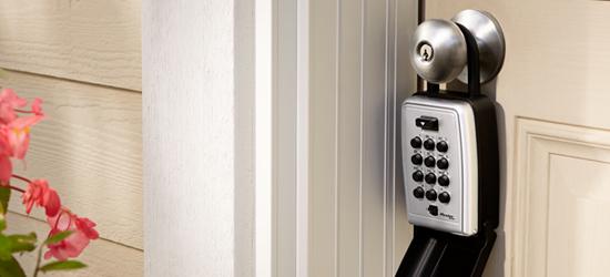5422D – Portable Push Button Key Safe