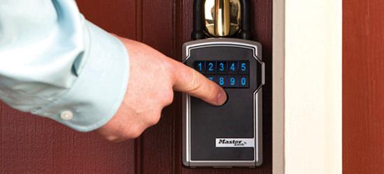 5440D Bluetooth Lock Box