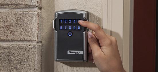 5441D Bluetooth Wall Mount Lock Box