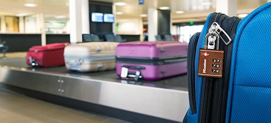 4692D – TSA-Accepted Luggage Lock