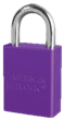 S1100 Series Anodized Aluminum Padlocks
