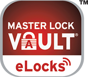 Master Lock Vault eLocks App