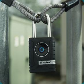 Bluetooth Outdoor Padlock