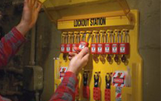 Safety Solutions: Lockout Kits & Stations