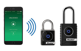 Bluetooth Padlocks