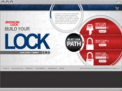 Build Your American Lock Website