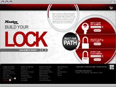 Build Your Lock Website