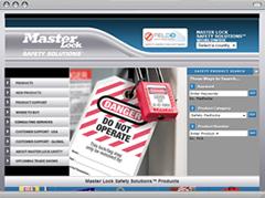 Masterlock Safety Website
