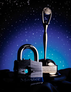 Master Lock wins the CLIO award