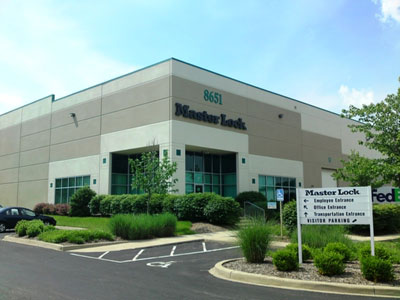 Louisville Distribution Center Opens