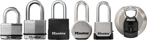 Master Lock introduces its professional, high security line of padlocks, Magnum