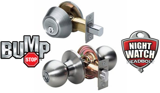Master Lock introduced a full line of Door Hardware