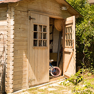 Sheds, Workshops & Garages