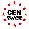 CEN Insurance Approved logo