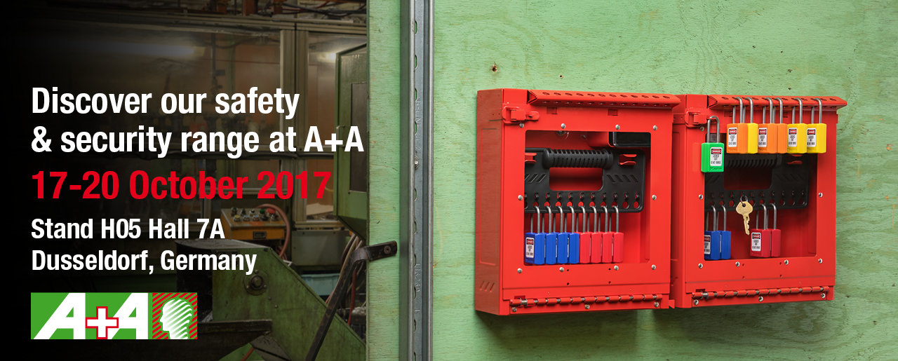 Discover Our Safety & Security Range at A+A