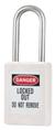 Cadeado termoplástico Zenex™ Série S30 branco
