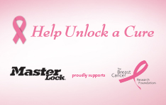 Help unlock a cure for breast cancer