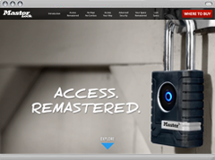 Master Lock® Bluetooth® Padlocks