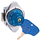 ADA-Compliant Built-in Combination Locks