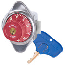 ADA-Compliant Built-in Combination Locks