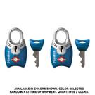 TSA-Accepted Luggage Locks
