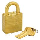 Brass Government Locks