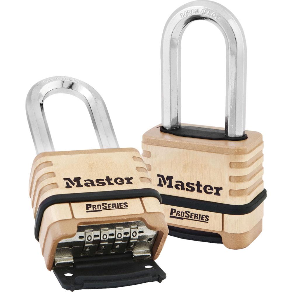 master lock 0217bq box how to use
