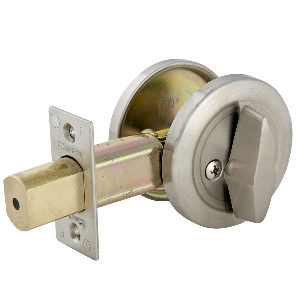 Double Cylinder Deadbolt Removal Double Cylinder Polished