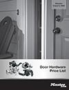Door Hardware Price List